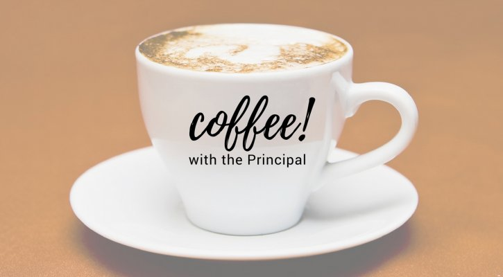 You're Invited to Coffee with Principal Coch – Navy Elementary ...